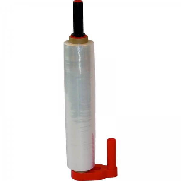 Stretchfolien-Abroller aus Kunststoff für 400 bis 500 mm Rollenbreite