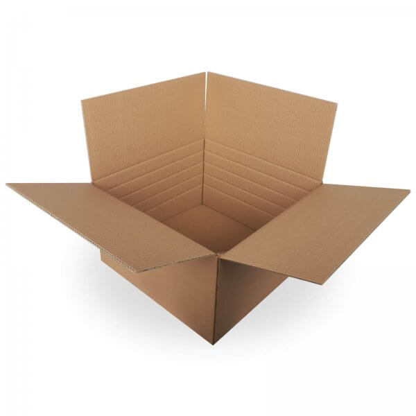 Faltkarton 500 x 500 x 290 mm (2-wellig)