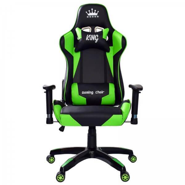 Midori Gaming Sportsitz schwarz/grün