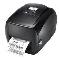 GoDEX Desktopdrucker RT730i 300 dpi USB LAN seriell Display