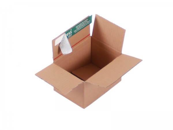 System-Versand-Transportkarton Premium 165 x 120 x 100 - 80 mm
