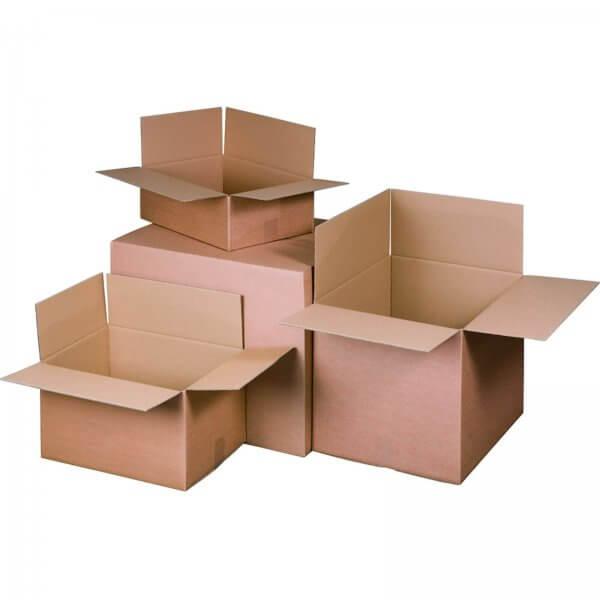 Faltkarton 400 x 300 x 300 mm (2-wellig)