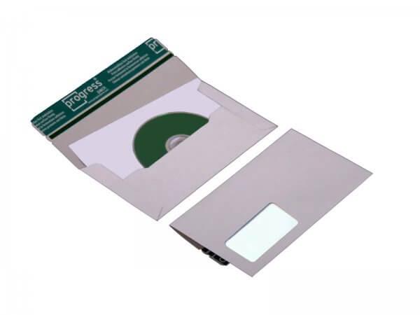 CD-Mailer 218 x 122 mm Fenster links