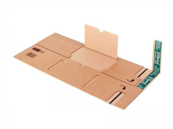 Universal-Versandverpackung 248 x 185 x - 80 mm