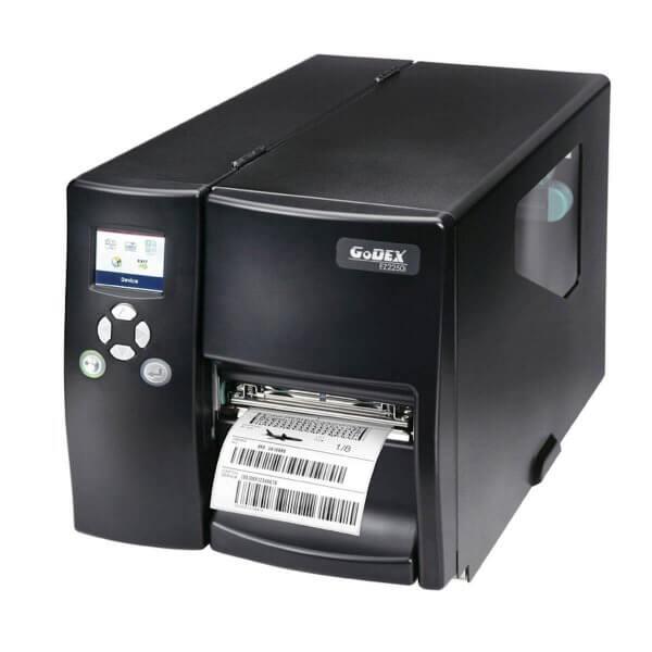 GoDEX Industriedrucker EZ2350i 300 dpi USB LAN seriell