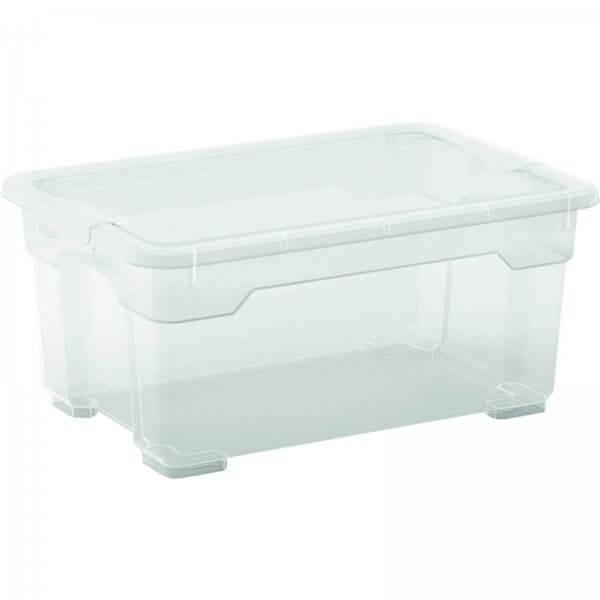 Aufbewahrungsbox 11 Liter Transparent