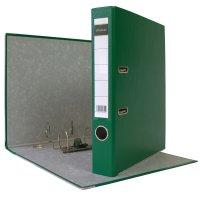 DIN A4 Aktenordner 5 cm PP Kunststoff Grün