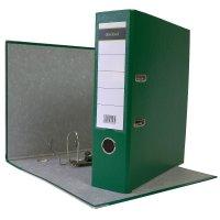 DIN A4 Aktenordner 8 cm PP Kunststoff Grün