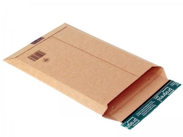 Versandtasche aus Wellpappe 373 x 261 x - 52 mm