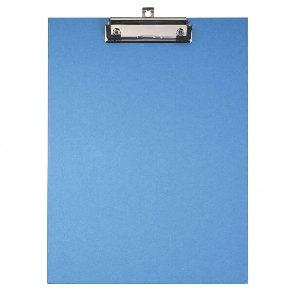 Klemmbrett für DIN A4 in Blau