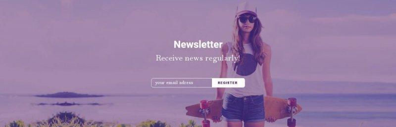 Newsletter | Kayoo.eu