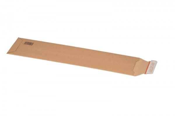 Kartonversandtasche 140 x 590 x 50 mm KFZ mit Aufreißfaden & Selbstklebeverschluss