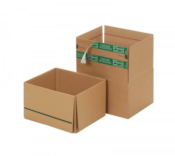 System-Versand-Transportkartons mit SuperFLAP 305 x 250 x 175 mm