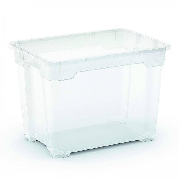 Aufbewahrungsbox 17 Liter Transparent