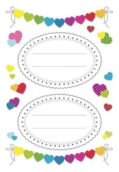 HERMA 3080 10x Sticker DECOR Geschenke 10x Sticker