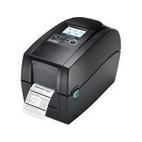 GoDEX Desktopdrucker RT230i 300 dpi USB LAN seriell Display