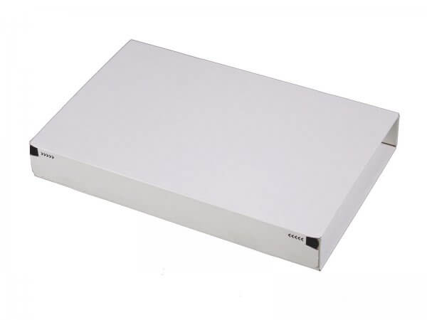 Postbox secure maxi Premium 300 x 212 x 43 mm Weiß