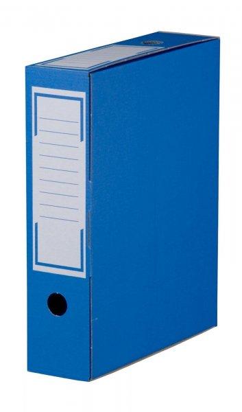 Archiv-Ablagebox 315 x 76 x 260 mm Blau