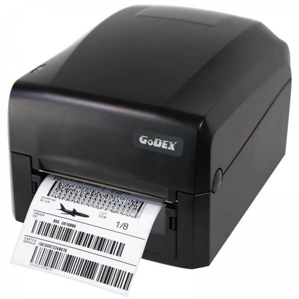 GoDEX Desktopdrucker GE300 203 dpi USB LAN seriell