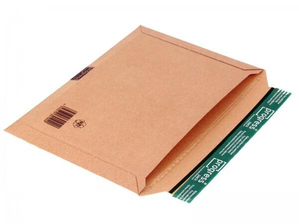 Versandtasche aus Wellpappe 373 x 262 x - 32 mm