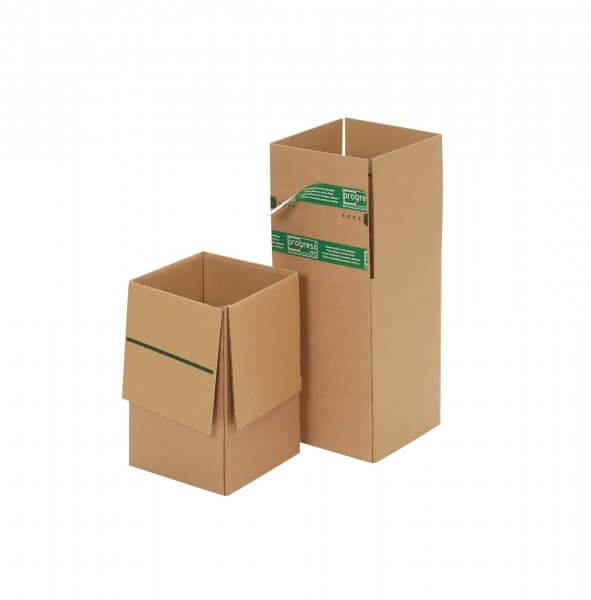 System-Versand-Transportkartons mit SuperFLAP 193 x 193 x 290 mm