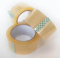 PP Packband 50 mm IKS Premium Leise (transparent)