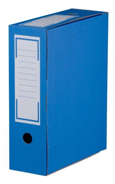 Archiv-Ablagebox 315 x 96 x 260 mm Blau