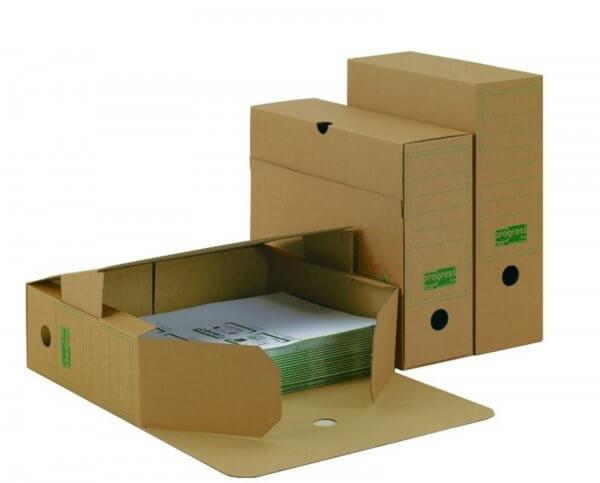 PREMIUM Ablagebox 315 x 96 x 260 mm Braun