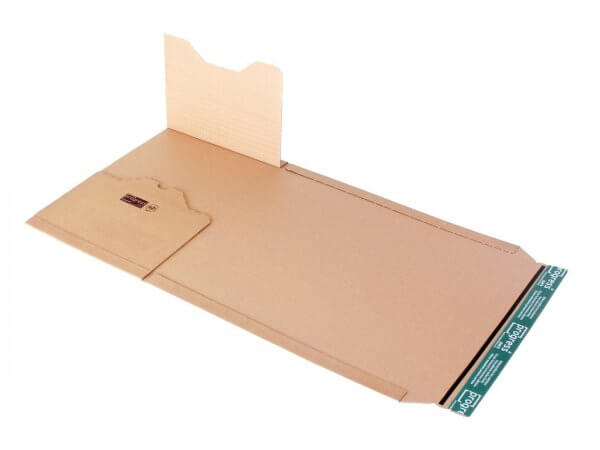 Universal-Versandverpackung 328 x 255 x - 80 mm