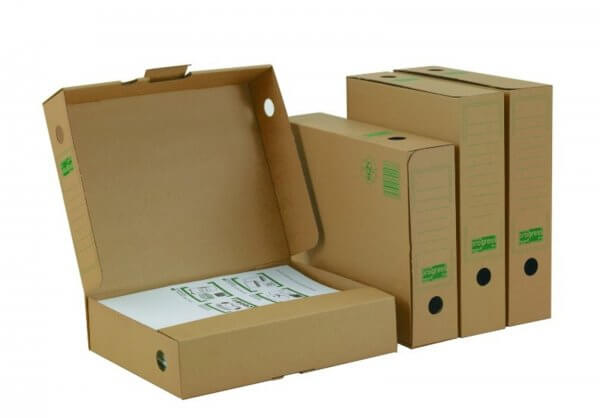PREMIUM Ablagebox 252 x 70 x 317 mm Braun