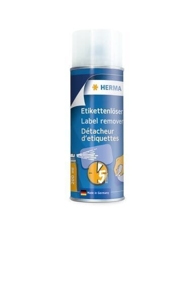 HERMA 1266 Etikettenlöser Sprühdose Aerosol 200 ml 6 Stück