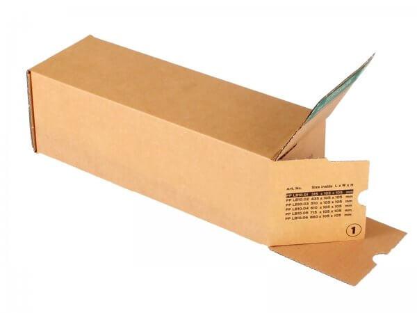 longBOX M Universalversandhülsen 315 x 105 x 105 mm