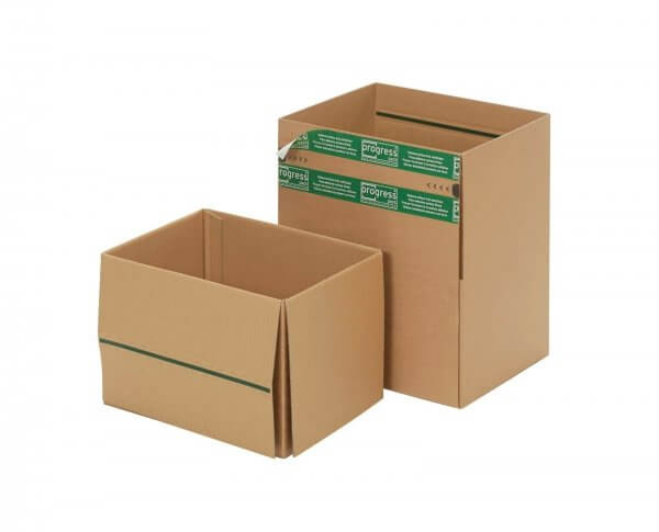 System-Versand-Transportkartons mit SuperFLAP 310 x 230 x 210 mm