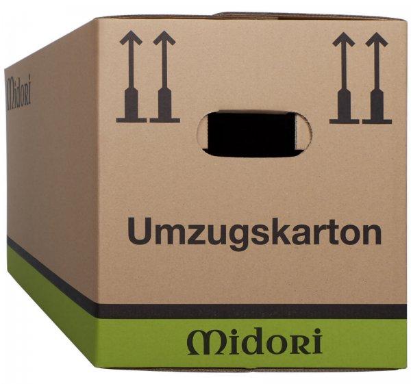 Midori Umzugskarton (2-wellig)