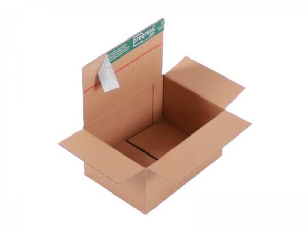 System-Versand-Transportkarton Premium 230 x 165 x 115 - 95 mm
