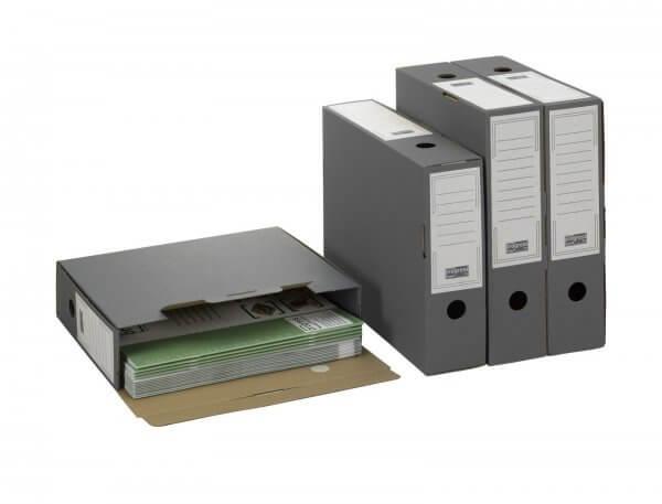 SELECT Ablagebox 315 x 96 x 260 mm Grau