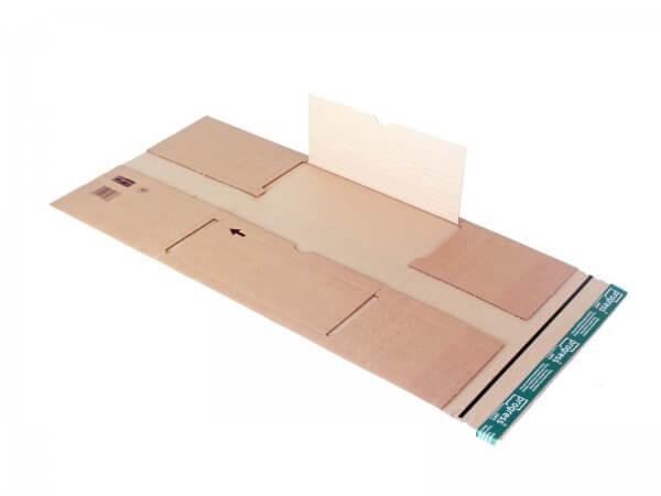 Ordner-Versandverpackung 350 x 320 x - 80 mm