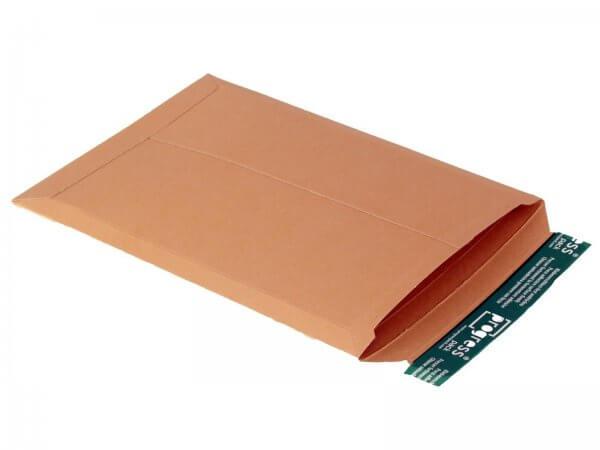 Versandtasche aus Vollpappe 350 x 248 x - 32 mm