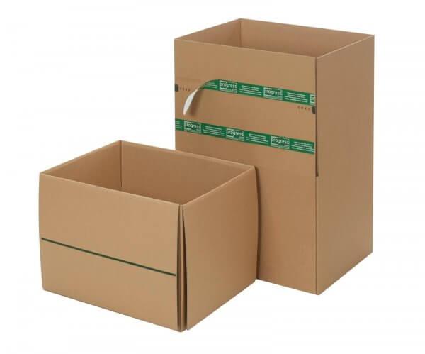 System-Versand-Transportkartons mit SuperFLAP 479 x 379 x 335 mm