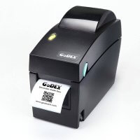 GoDEX Desktopdrucker DT2X 203 dpi USB LAN seriell