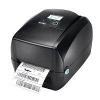 GoDEX Desktopdrucker RT700i 203 dpi USB LAN seriell Display