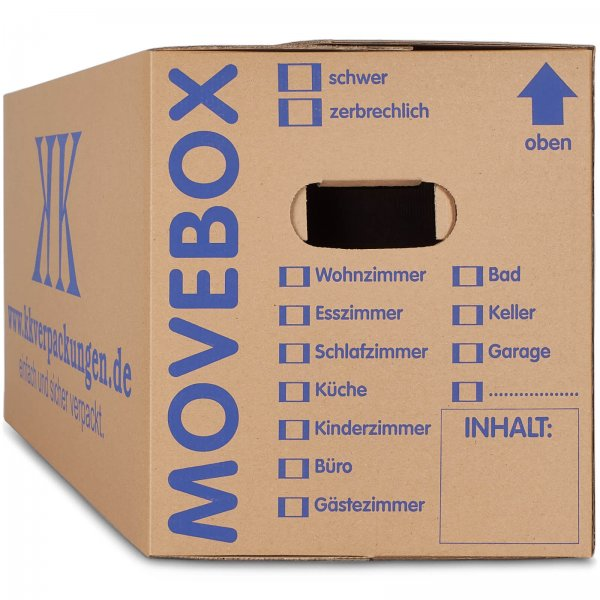 Movebox Umzugskartons (2-wellig)